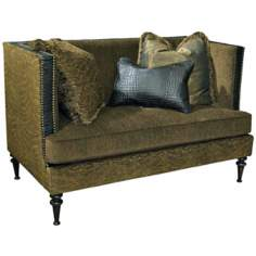 Joelle Sherwood Burnish Settee