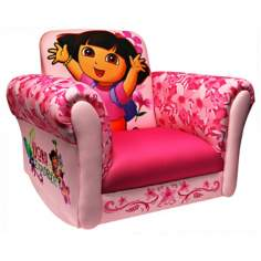 Nickelodeon Dora the Explorer Rocking Chair