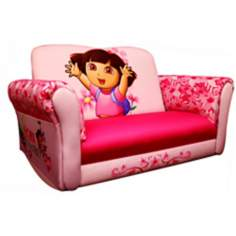 Nickelodeon Dora the Explorer Rocking Sofa