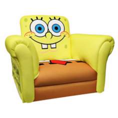 Nickelodeon Sponge Bob Deluxe Rocking Chair