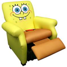 Nickelodeon Spongebob Squarepants Child Recliner