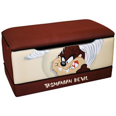 Warner Brothers TAZ Tasmanian Devil Toy Box