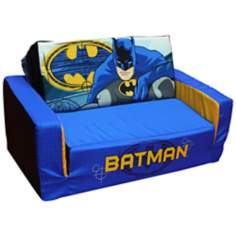 Warner Brothers Foam Flip Batman Sofa