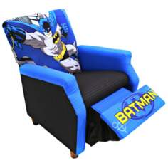 Warner Brothers Batman Child Recliner
