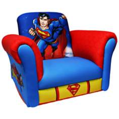 Warner Brothers Superman Deluxe Rocking Chair