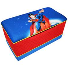 Warner Brothers Superman Toy Box