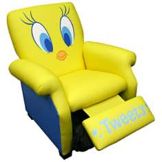 Warner Brothers Tweety Deluxe Child Recliner