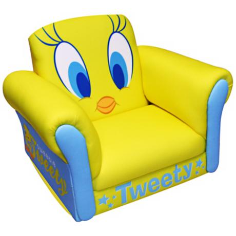 Warner Brothers Tweety Deluxe Rocking Chair