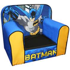 Warner Brothers  Everywhere Foam Batman Child Chair