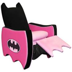 Warner Brothers Batgirl Icon Child Recliner