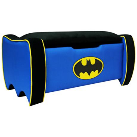Warner Brothers Batman Icon Toy Box