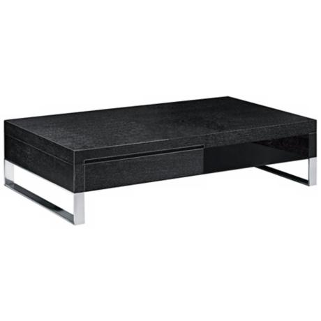 Creighton Dark Chocolate Coffee Table