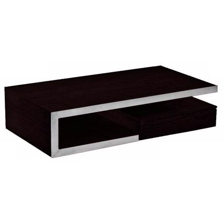 Columbus Dark Chocolate Coffee Table