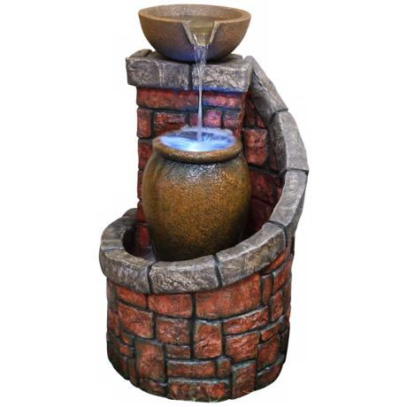 Roussillon Three Tier Fountain