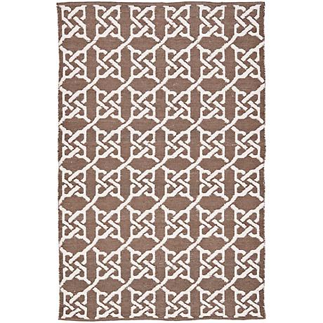 Thom Filicia Saddle Collection TMF121AB Area Rug