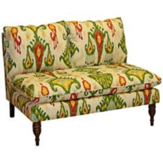 Tangine Khandara Jewel Armless Chaise