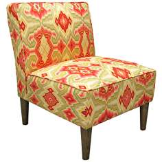 Diamond Maize Fiesta Accent Chair