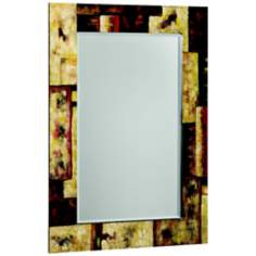 "Kichler Urban Traditions 36"" High Wall Mirror"
