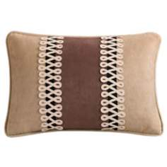 Woolrich River Run Striped Accent Pillow