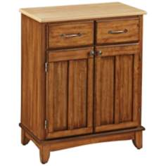 Lexington Natural Wood Top Cottage Oak Buffet
