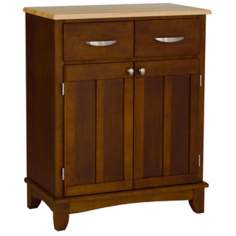 Lexington Natural Wood Top Cherry Buffet