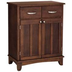 Lexington Medium Cherry Wood Buffet