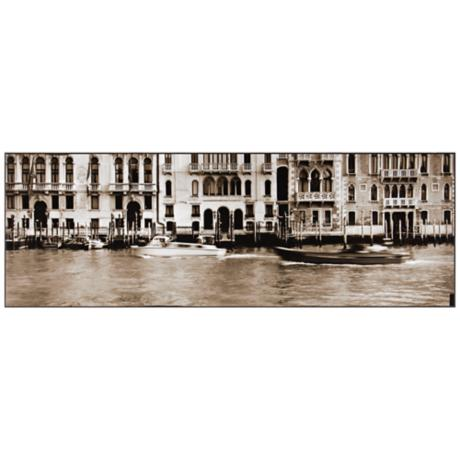 "Venezia I 40"" Wide Laminated Photo Wall Art"