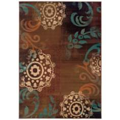 Oriental Weavers Emerson 2822A Multi Area Rug