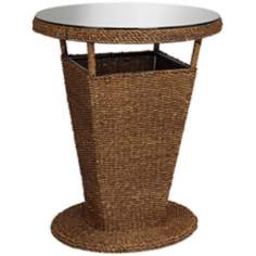 Sahara Maize Outdoor Bar Table