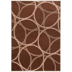 Oriental Weavers Zanzibar 2522C Brown Area Rug