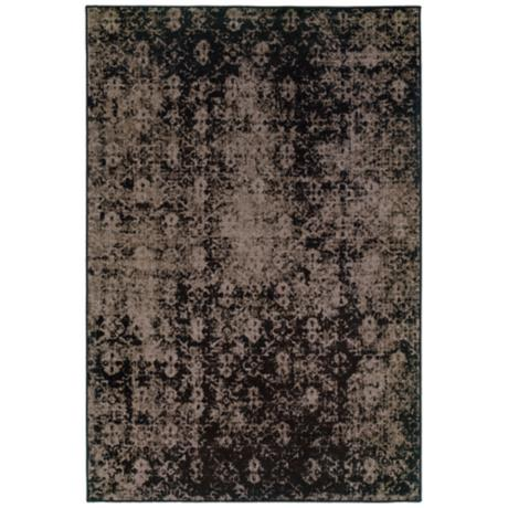 Oriental Weavers Revival 216E Gray Area Rug