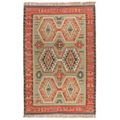 Classic Home Marrakesh Wool Area Rug