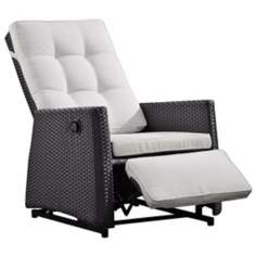 Zuo Daytona Espresso Rocking Chair