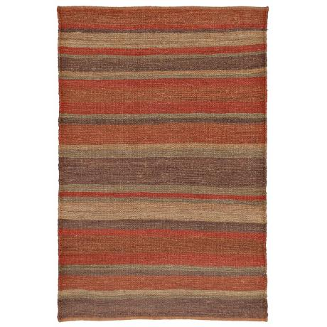 Classic Home Soumak Stripe Canyon Creek Area Rug