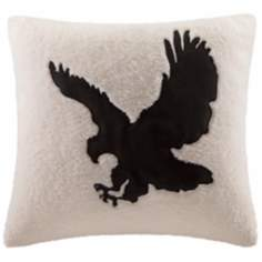 Woolrich Eagles Nest Square Accent Pillow