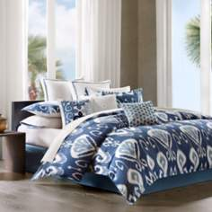 Echo Bansuri Comforter Bedding Set
