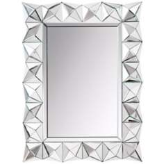 "Kichler Gibraltar Mirror Frame 40"" High Wall Mirror"