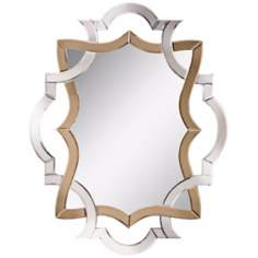 "Kichler Lydia Mirror Frame 41 3/4"" High Wall Mirror"