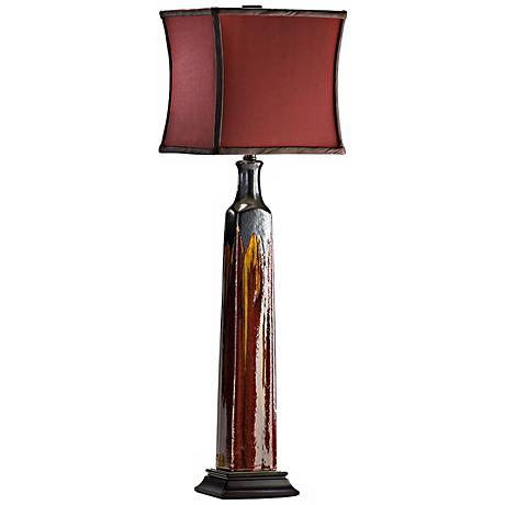 Golden Buffet Golden Bronze Table Lamp