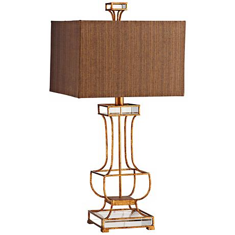 Pinkston Iron Frame Table Lamp