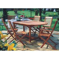 Amazonia 7-Piece Milano Extendable Set
