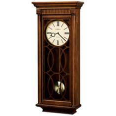 "Howard Miller Kathryn 30"" High Chiming Wall Clock"