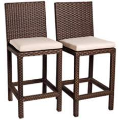 Atlantic Monza Set of 2 Barstools