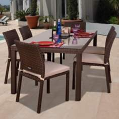 Atlantic Liberty 7-Piece Classic Outdoor Dining Set