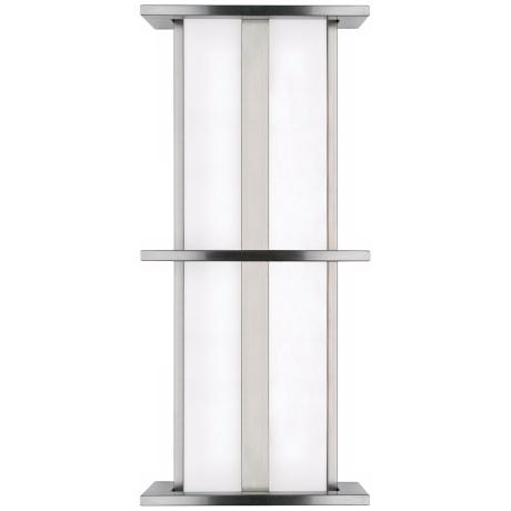 "LBL Modular Tubular 28"" Steel Outdoor Wall Light"