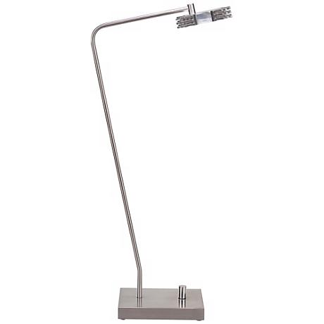 Cerno Sero Brushed Aluminum LED Desk Lamp