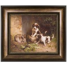 "The Best of Friends 27 1/2"" Wide Wall Art"