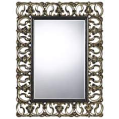 "Ormond 48"" High Rectangular Wall Mirror"