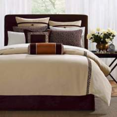 Hampton Hill Ivory Coast Comforter Set