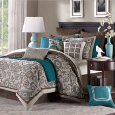 Hampton Hill Bennett Place Comforter Sets